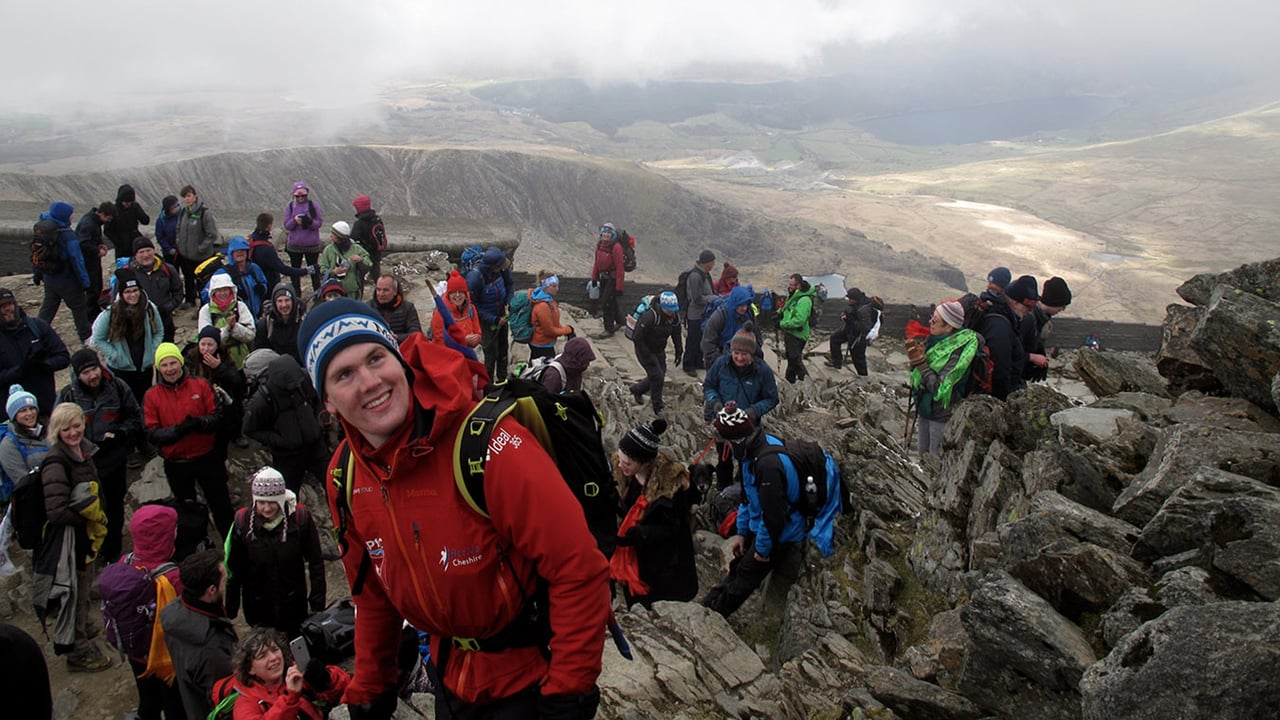 Phase worldwide - Snowdon Walk for Nepal 2016