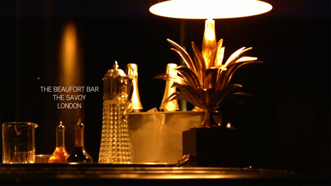 Savoy London Encantador Cocktail