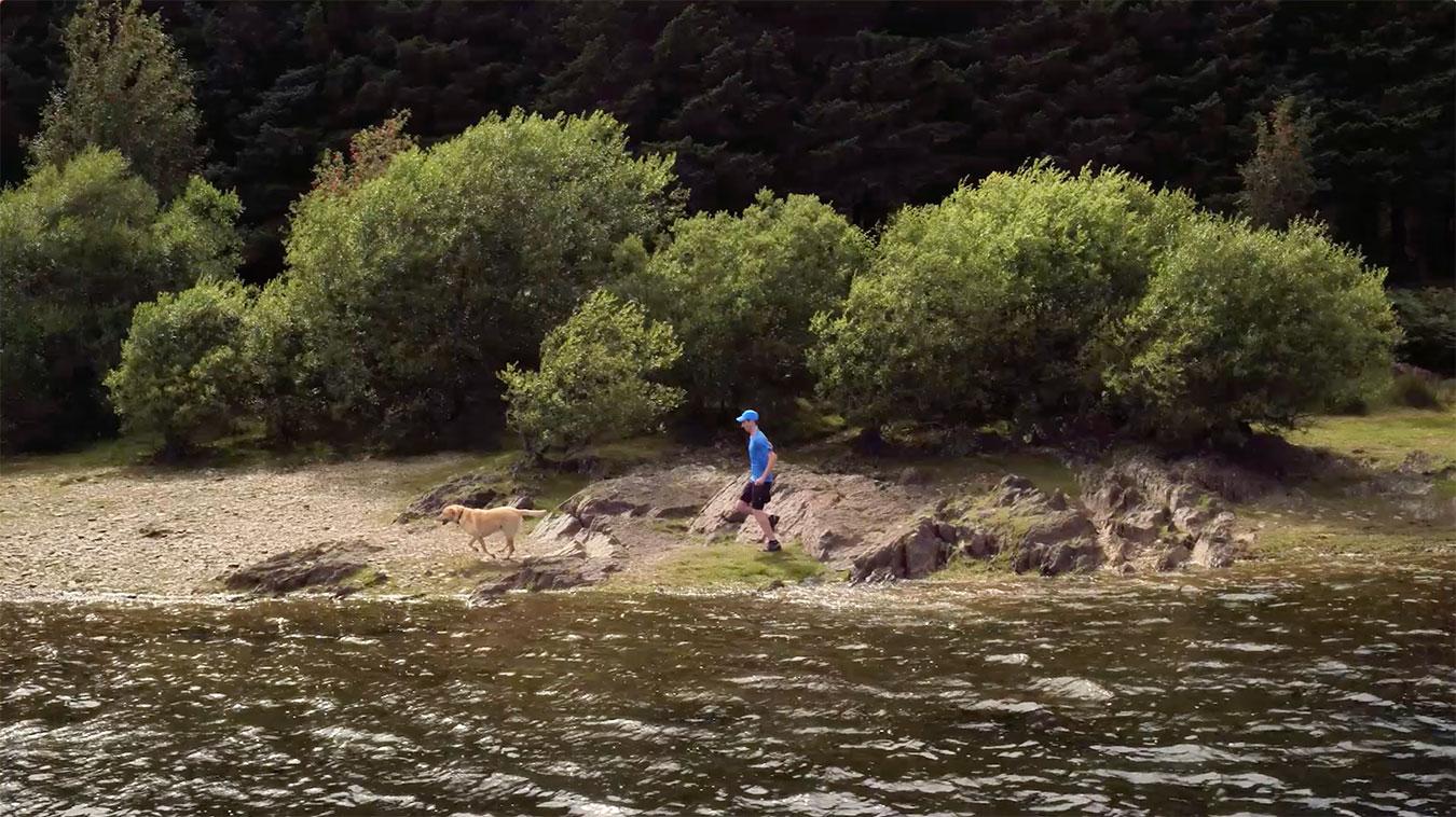 Imerys Trail Runner Film