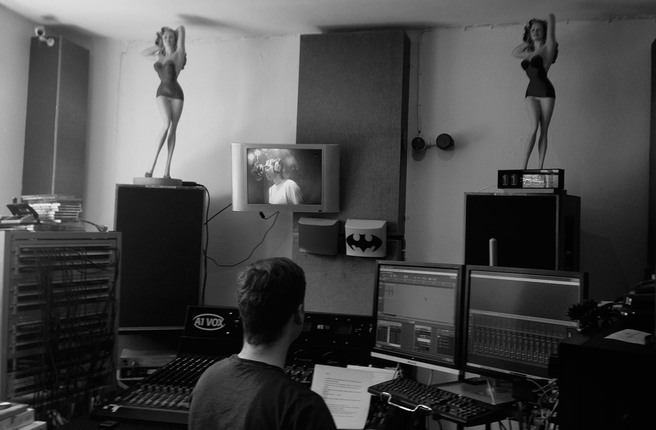 Audio Post Production Manchester and Chester