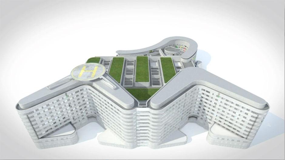 Construction 3D Animation